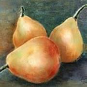 Pears Still Life Art Print