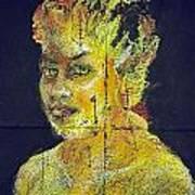 Pele Woman Art Print