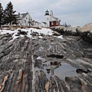 Pemaquid 8263 Art Print