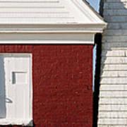 Pemaquid Point Bell House Art Print
