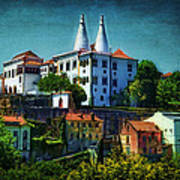 Pena National Palace - Sintra Art Print