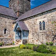 Penmon Priory Art Print