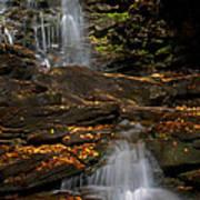 Pennsylvania Waterfalls Art Print