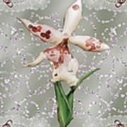 Penny Postcard Exotica Art Print