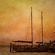 Pensacola Harbor Art Print