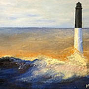 Pensacola Lighthouse Art Print