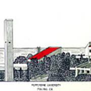 Pepperdine University Art Print