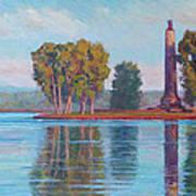 Perry Monument Art Print