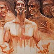 Persecution Art Print