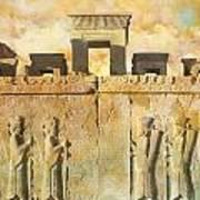 Persepolis  Art Print