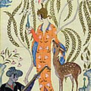Persia Art Print
