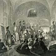 Persian Mosque At Yerevan, Armenia Art Print