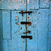 Peruvian Door Decor 8 Art Print
