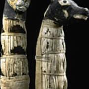 Pet Mummies, 1st Century Art Print