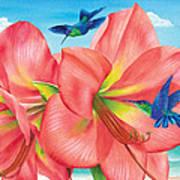 Petal Passion Art Print