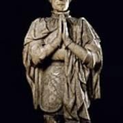 Peter I The Cruel 1334-1369. Kinf Art Print