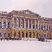 Peterburg Around Art Print
