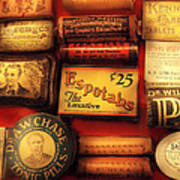 Pharmacist - The Druggist Art Print