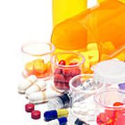 Pharmacopoeia  Art Print