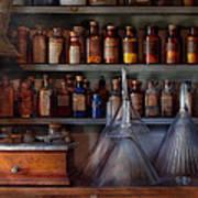 Pharmacy - Master Of Many Trades  Art Print
