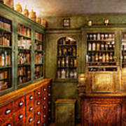 Pharmacy - Room - The Dispensary Art Print