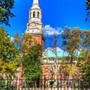 Philadelphia Christ Church 2 Art Print