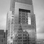 Philadelphia Comcast Building Art Print
