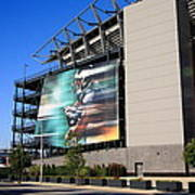 Philadelphia Eagles - Lincoln Financial Field Art Print