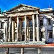 Philadelphia First Bank Art Print