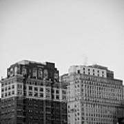 Philadelphia Skyline 2 Art Print