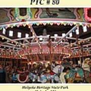 Philadelphia Toboggan Company Carousel Art Print