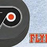 Philadephia Flyers Art Print