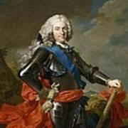 Philip V Of Spain Art Print