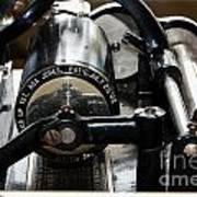 Phonograph Recording Cylinder Art Print