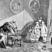 Photographer, 1864 Art Print