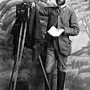 Photographer, 1900 Art Print