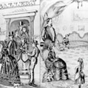Photography Studio, 1873 Art Print