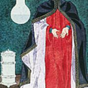 Physician, 16th Century Art Print