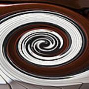 Piano Swirl Art Print by Garry Gay