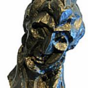 Picasso's Head Of A Woman -- Fernande Art Print