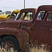 Pickup Cabs 2 Art Print