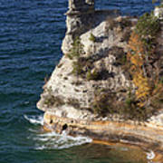 Pictured Rocks National Lakeshore 2 Art Print