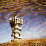 Pier Tower Art Print