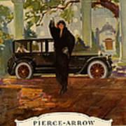 Pierce-arrow  1920s Usa Cc Cars Pierce Art Print