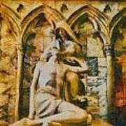 Pieta Masterpiece Art Print