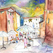 Pietrasanta In Italy 03 Art Print