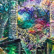 Pillars At The Edge Of The World Art Print