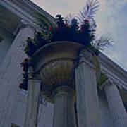 Pillars Upon Pillars 2 Art Print