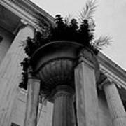 Pillars Upon Pillars Art Print