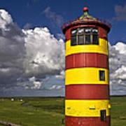 Pilsum Lighthouse Art Print